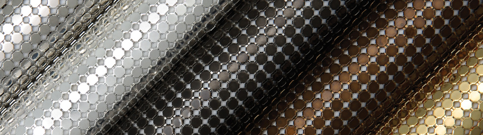 Whiting and Davis Mesh Fabrics
