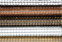 Whiting and Davis Architectural Drapery large spider mesh finishes
