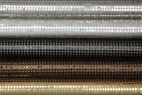 Whiting and Davis Architectural Drapery small spider mesh finishes